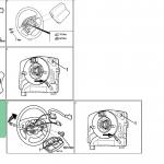 haus bauen demontage volant 206 avec airbag. Black Bedroom Furniture Sets. Home Design Ideas