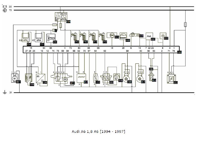 sch u00e9ma composants bo u00eete fusible plaque relais diagnostic