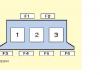 relais-et-fusible-audi-a6-2.5-tdi-compartiment-moteur-a
