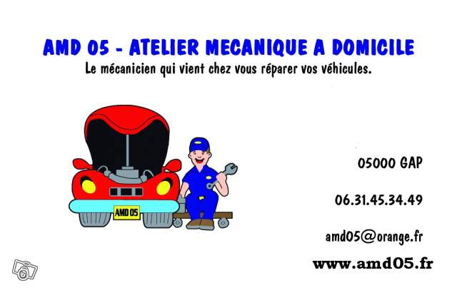 Mecano diagnostic auto for Garage auto mecano buc