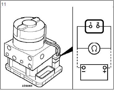 Capteurs de vitesse de roue ABS diagnostic audi a3 1.6l diagnostic Capteurs de vitesse de roue ABS 8