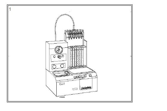 contr le et nettoyage des injecteurs moteur audi a3 1 6 l contr le et nettoyage des injecteurs. Black Bedroom Furniture Sets. Home Design Ideas