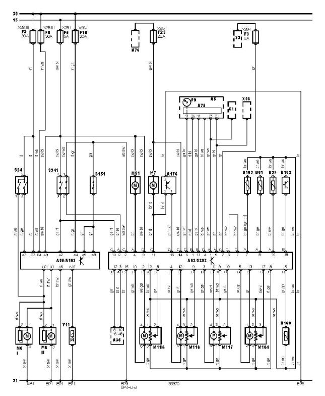 schéma et câblage diagnostic climatisation audi a3 1.6 l schéma et câblage audi climatisation 2